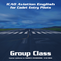 ICAO Aviation English for Cadet Entry Pilots (HKG) 2020