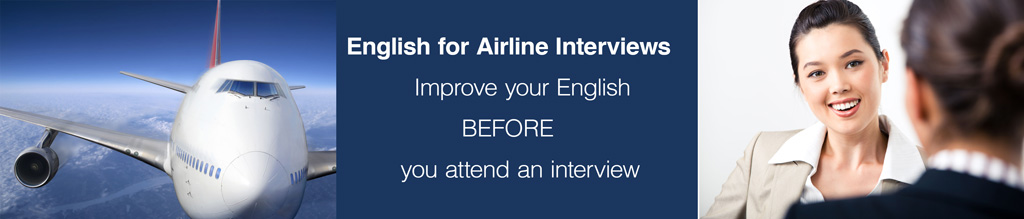 English for Flight Attendant Interviews