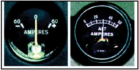ammeter-loadmeter Auxiliary Aircraft Systems - AviationEnglish.com