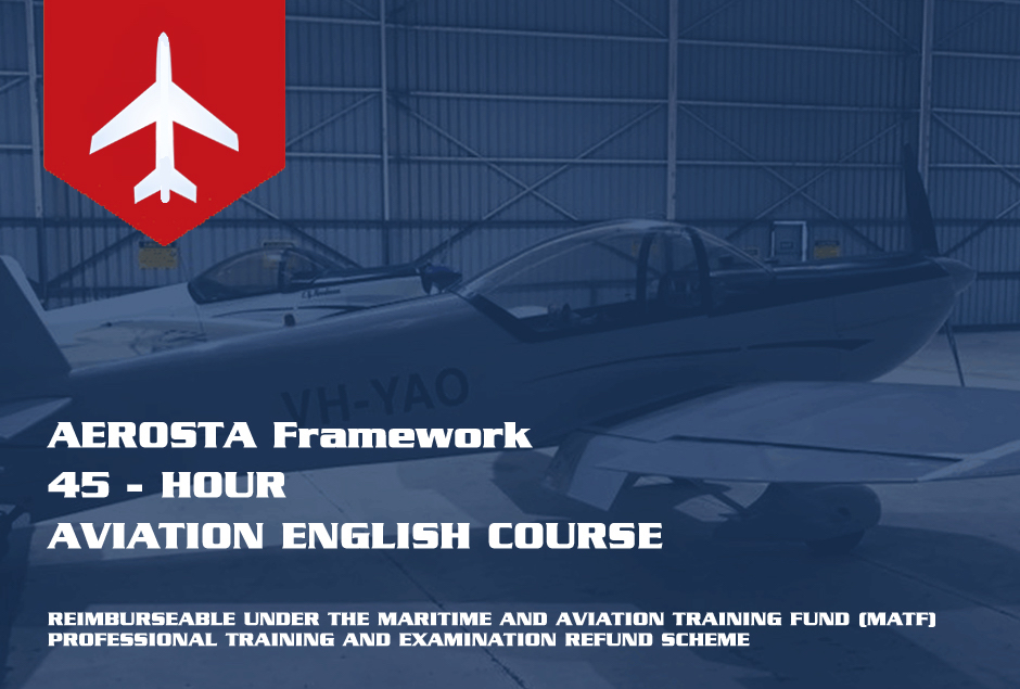 45 Hour Aviation English Course