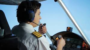 Pilot controller communication