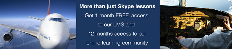 Aviation English by Skype